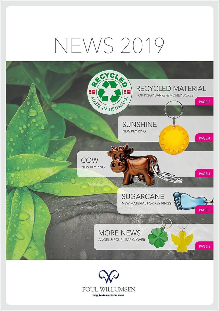 Catalogue NEWS 2019