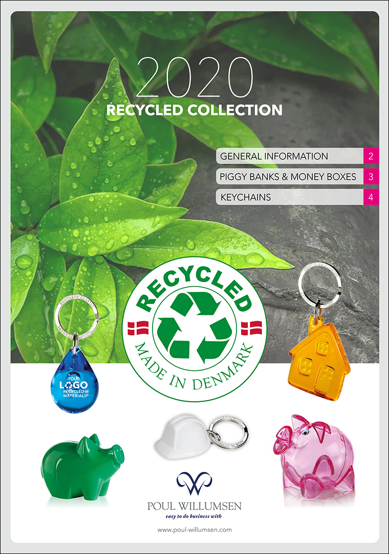 2020 RECYCLED collection
