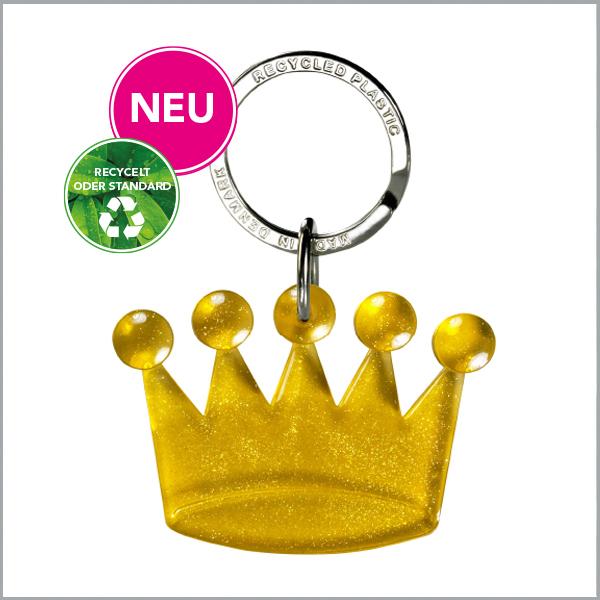 Krone - neuer Schlüsselanhänger